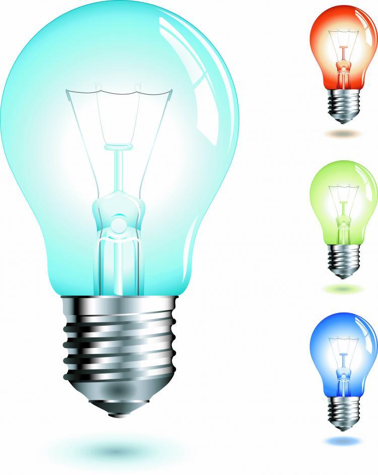 free vector Bulb vector