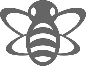free vector Bumble Bee clip art