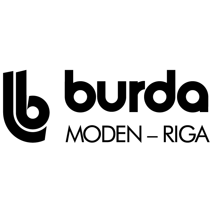 free vector Burda moden riga