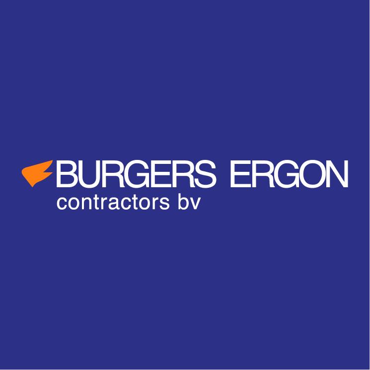 free vector Burgers ergon contractors