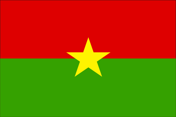 free vector Burkina_faso clip art