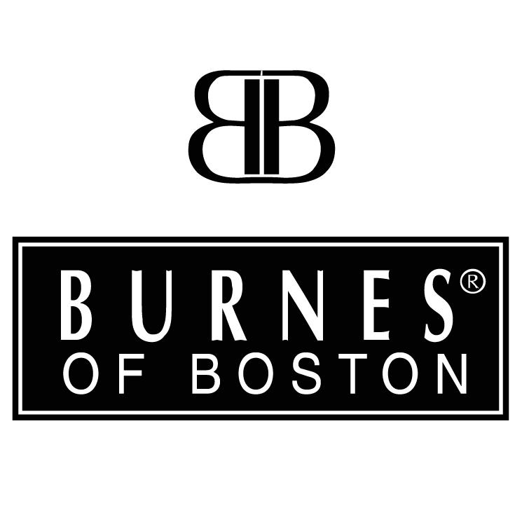 free vector Burnes of boston