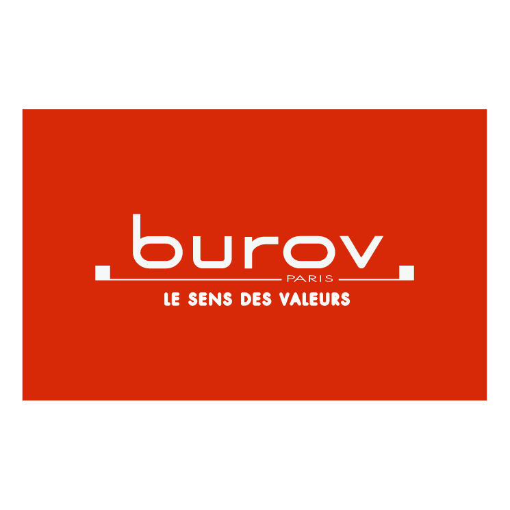 free vector Burov