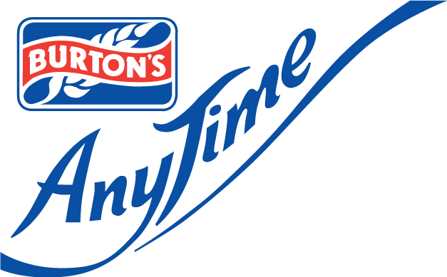 free vector Burton AnyTime logo