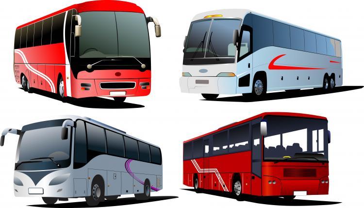 free vector Bus 05 vector