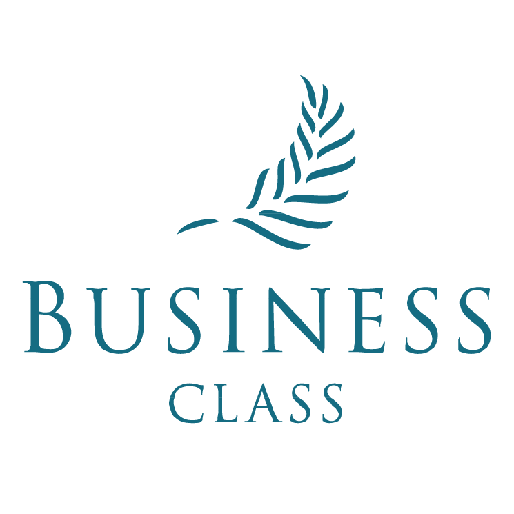 free vector Business class