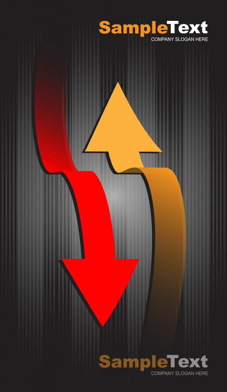free vector Business concept design 05 vector