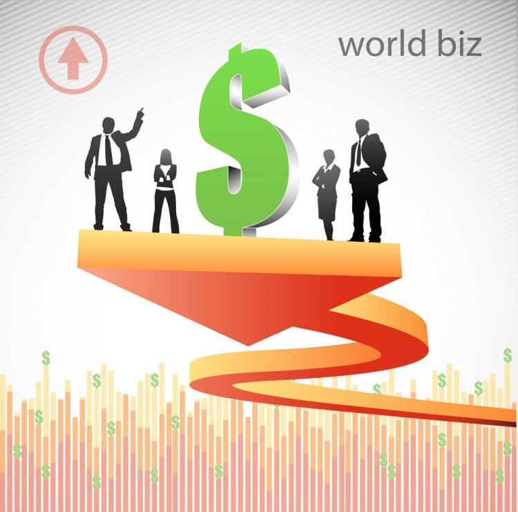 free vector Business concept elements 03 vector