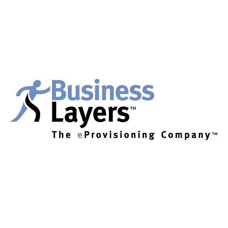 free vector Business layers 0