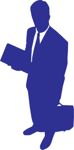 free vector Business Man clip art