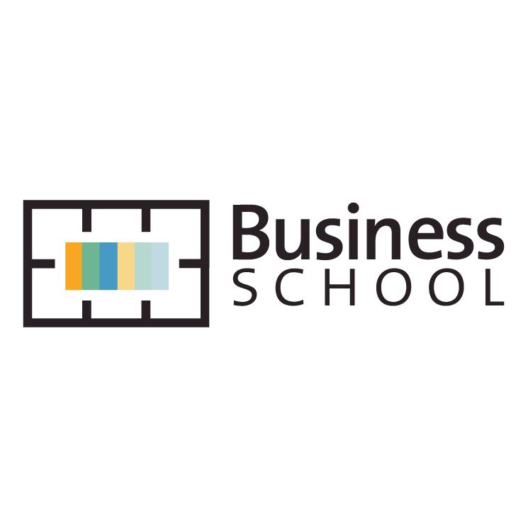 free vector Business school