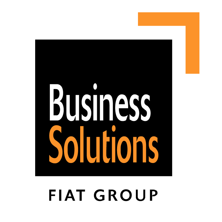 free vector Business solutions