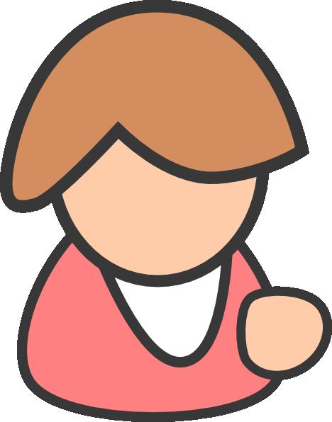 free vector Business Woman clip art