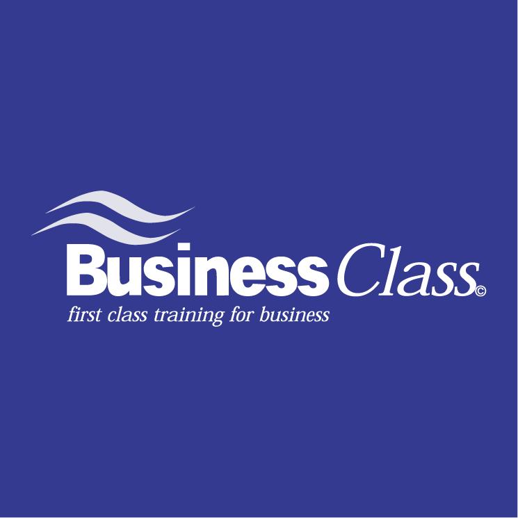 free vector Businessclass