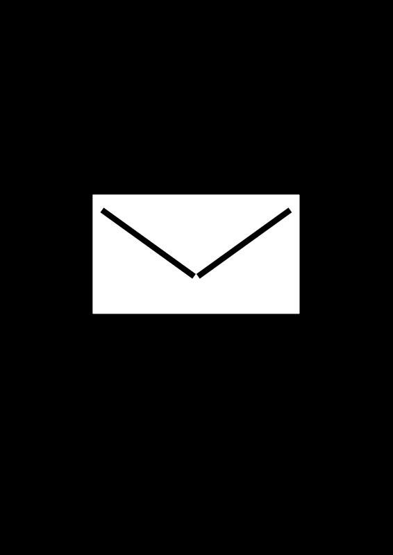 free vector Busta lettera