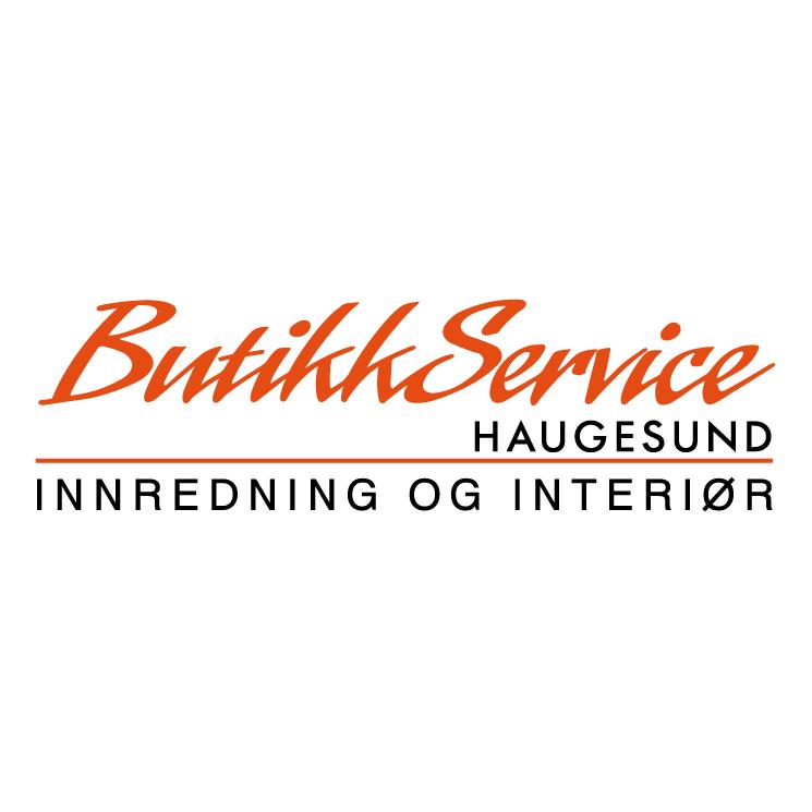 free vector Butikk service haugesund