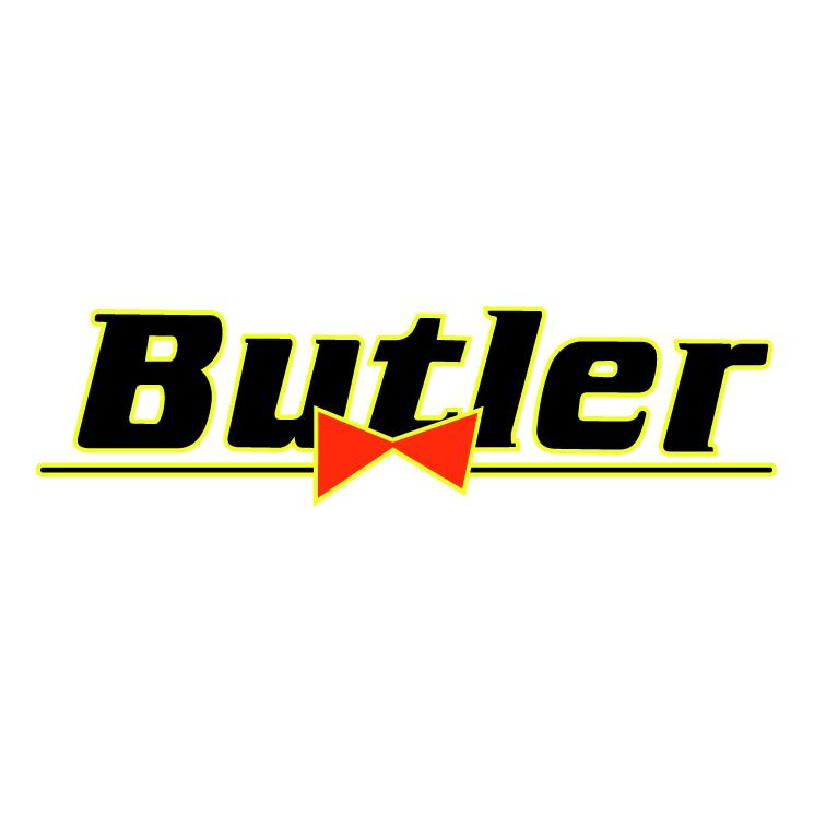 free vector Butler 1