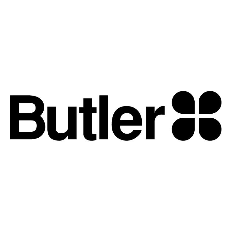 free vector Butler 3
