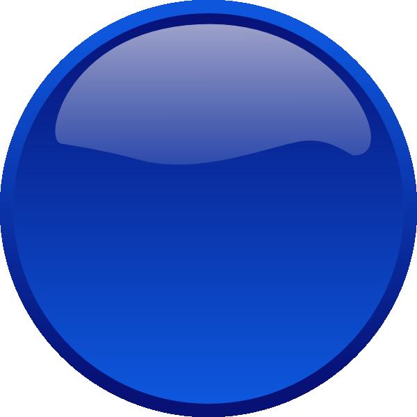 free vector Button-blue clip art