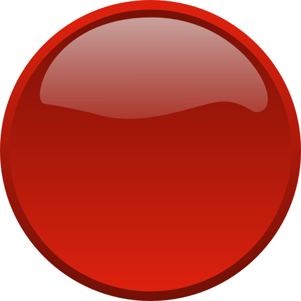 free vector Button-red clip art