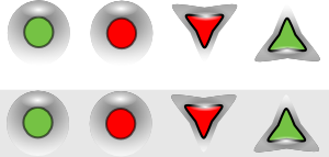 free vector Buttons clip art