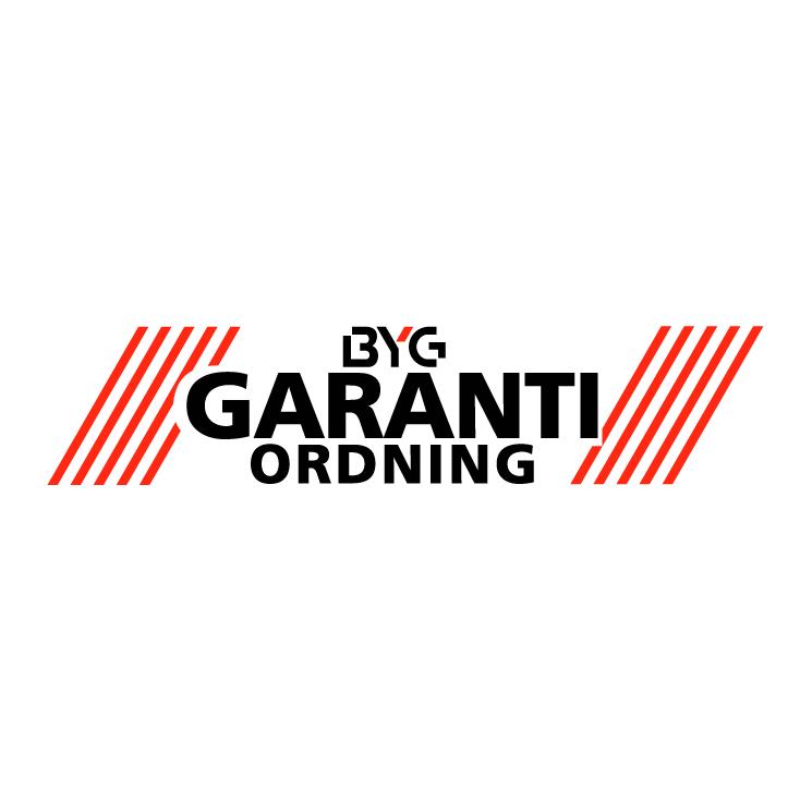 free vector Byg garanti ordning