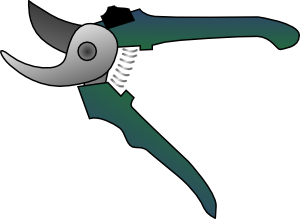 free vector Bypass Pruner clip art