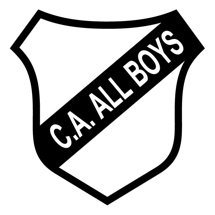 free vector Ca all boys 0
