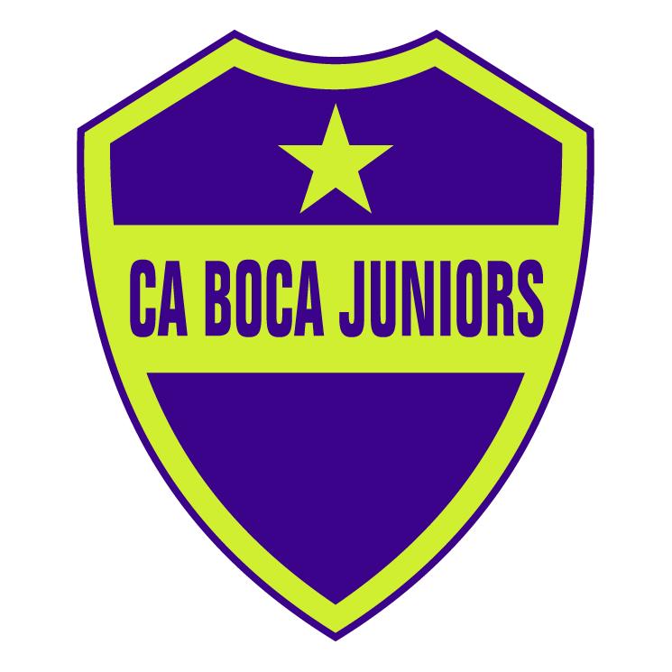 free vector Ca boca juniors de bermejo