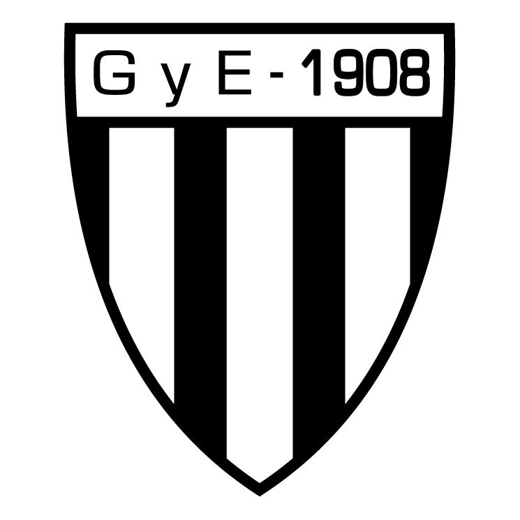 free vector Ca gimnasia y esgrima de mendoza