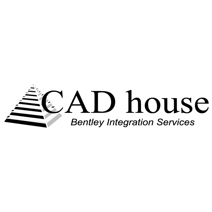 free vector Cad house