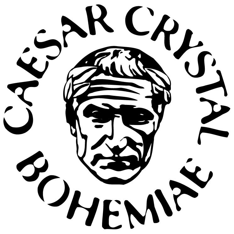 free vector Caesar crystal bohemiae