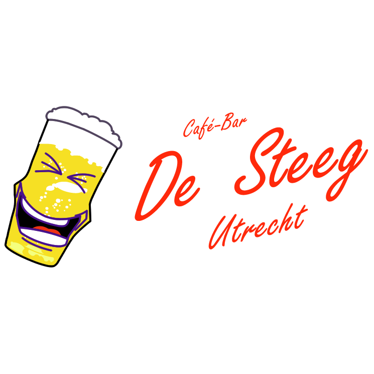 free vector Cafe bar de steeg