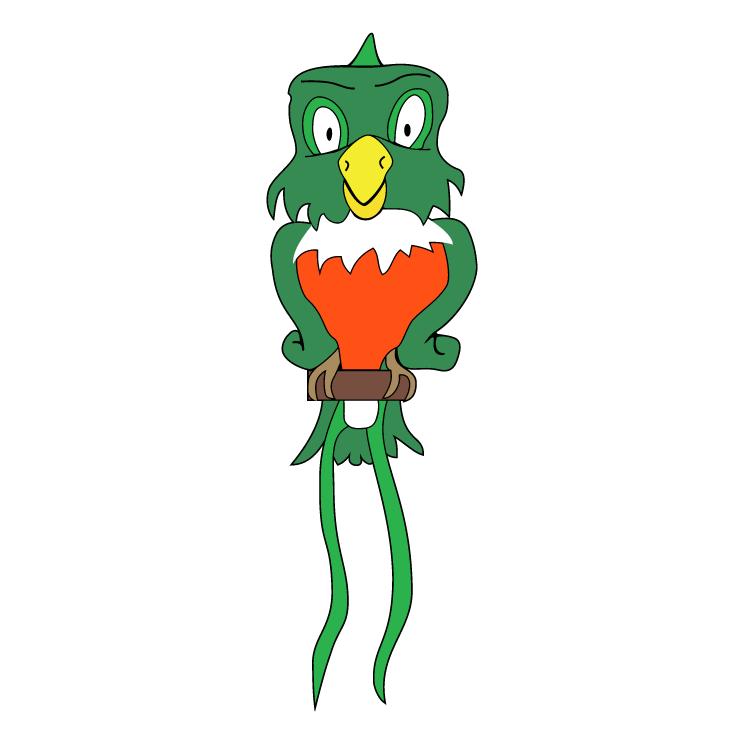 free vector Cafe bar le quetzal