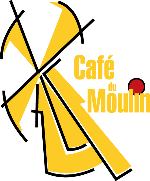 free vector Cafe du Moulin logo