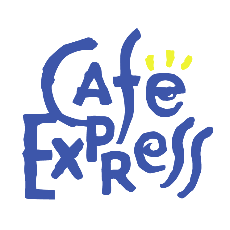 free vector Cafe express