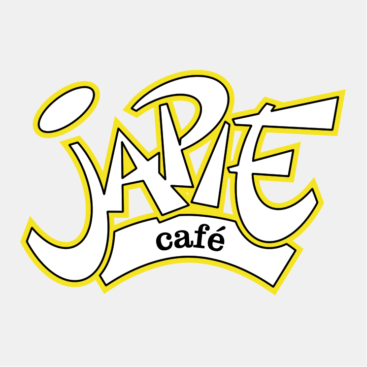 free vector Cafe japies