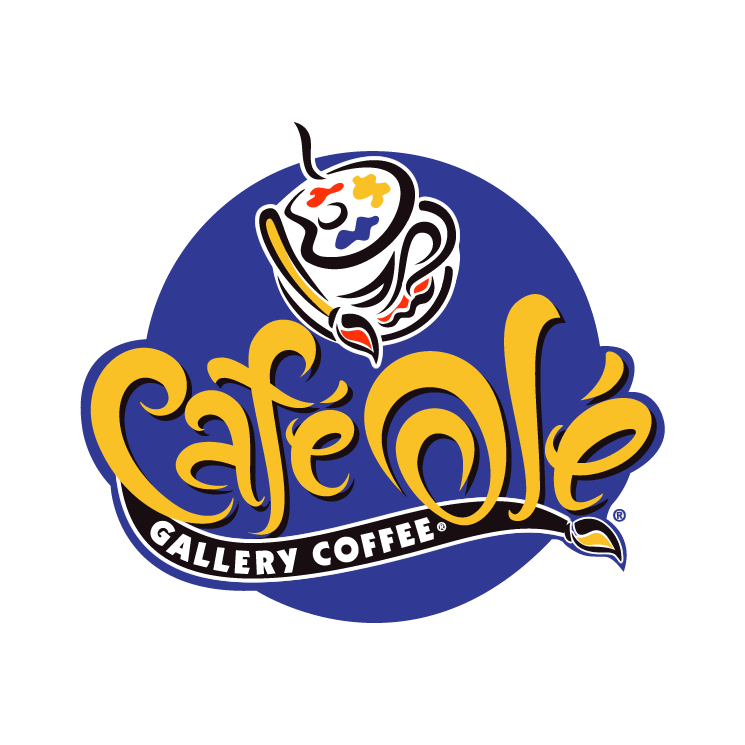 free vector Cafe ole