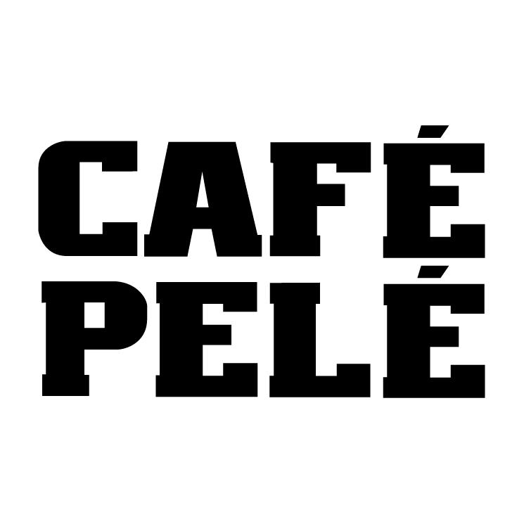free vector Cafe pele