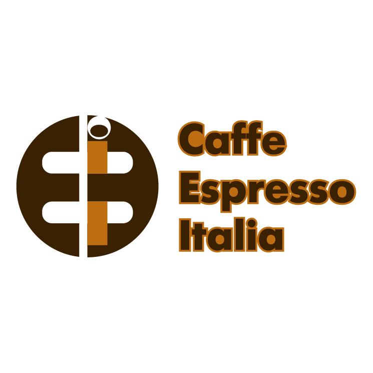 free vector Caffe espresso italia
