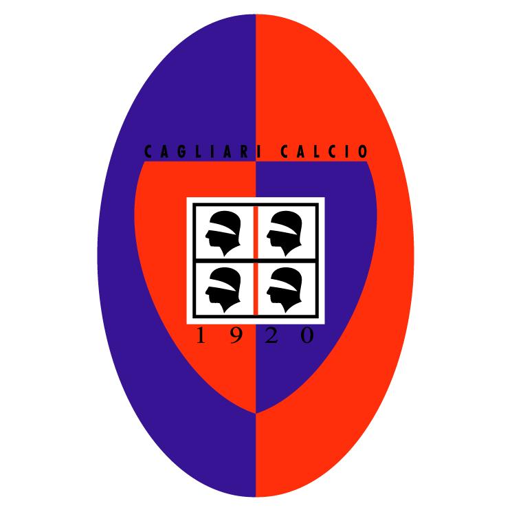 free vector Cagliari calcio