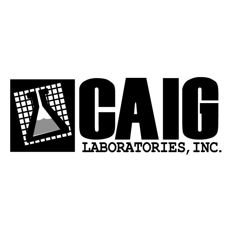 free vector Caig laboratories
