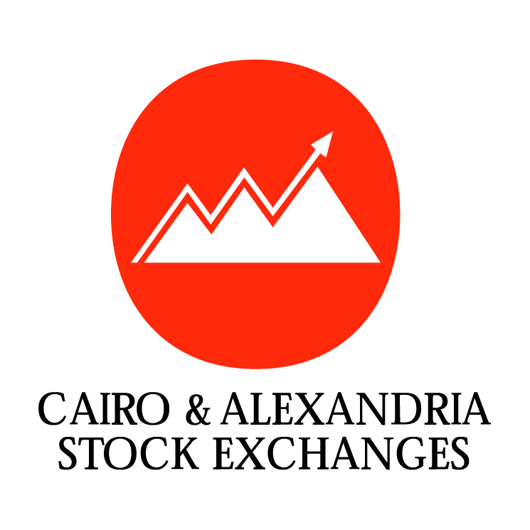 free vector Cairo alexandria stock exchanges