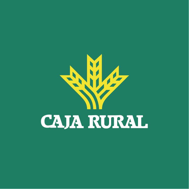 free vector Caja rural