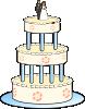 free vector Cake1 clip art