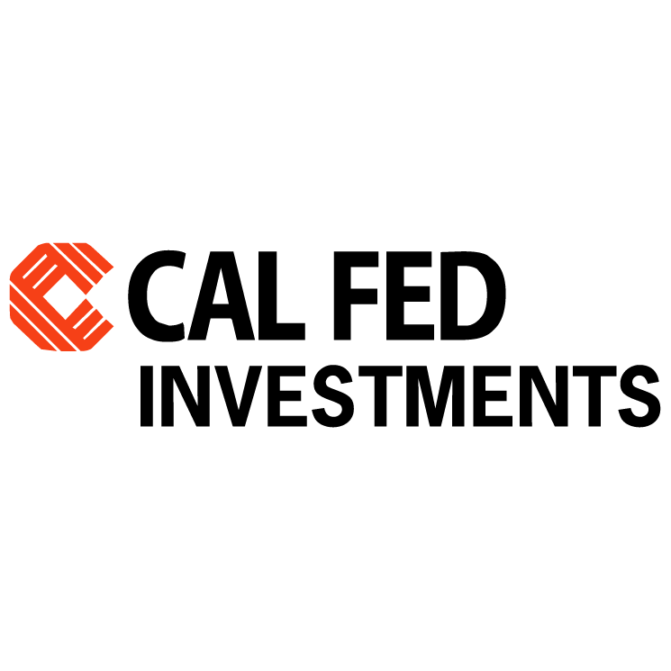 free vector Cal fed investments