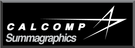 free vector Calcomp Summagraphics