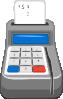 free vector Calculator clip art
