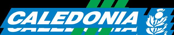 free vector Caledonia logo