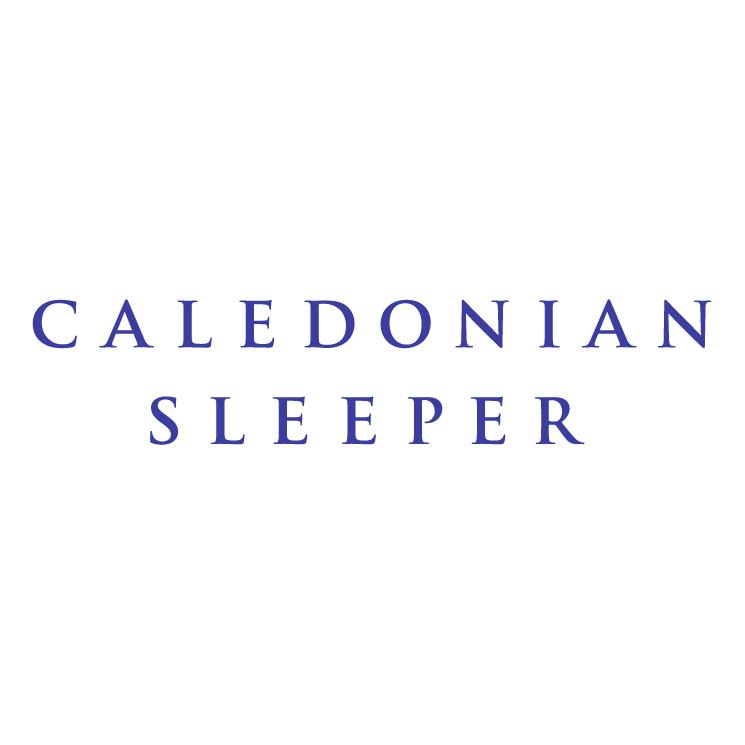 free vector Caledonian sleeper